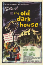 The Old Dark House 1963 DVD - Tom Poston / Robert Morley
